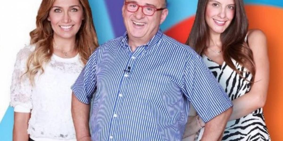 Jota Mario Valencia renunció a Muy Buenos Días