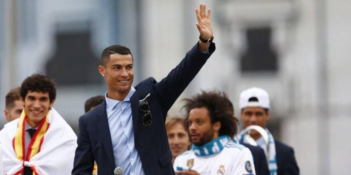 Para Cristiano este jugador sería su sucesor en el Madrid