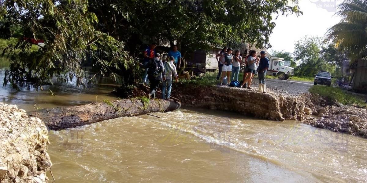 Conred: Más de 592 mil personas afectadas por la lluvia