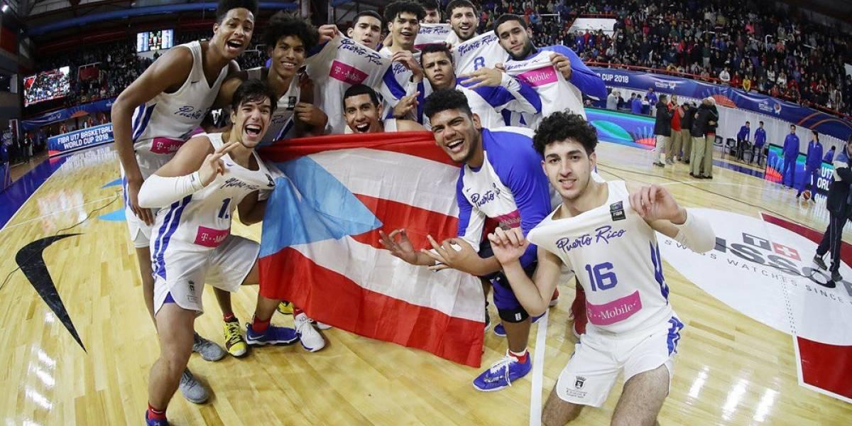 Sub-17 conquista histórica medalla de bronce para Puerto Rico