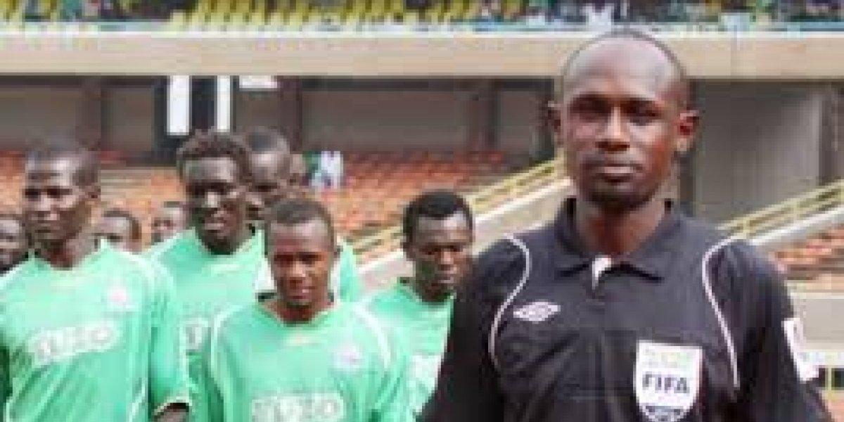 Suspenden a árbitro keniano de por vida