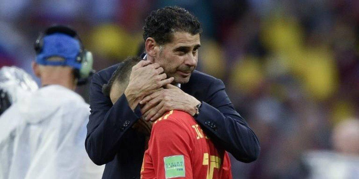 España se queda sin técnico luego de su fracaso en el Mundial de Rusia