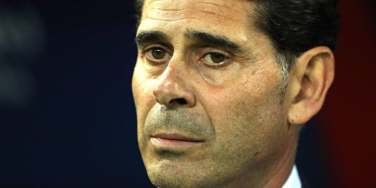 España ahonda su crisis: No tienen DT y ahora Fernando Hierro dejó su cargo como director deportivo