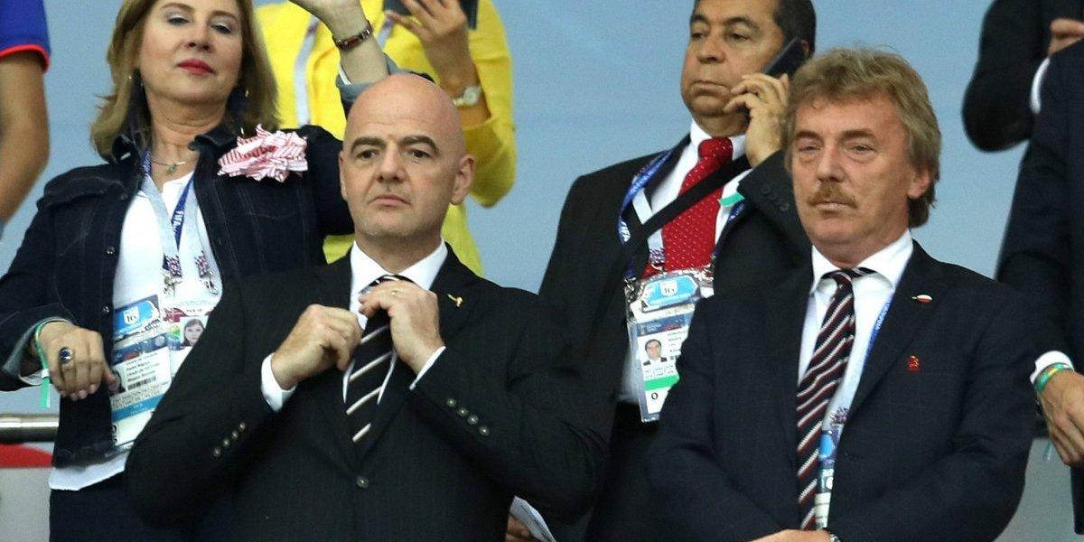 FIFA invita al equipo atrapado en cueva de Tailandia a la final del Mundial