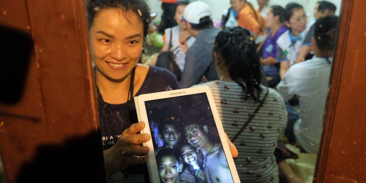 [ACTUALIZACIÓN] El mundo está al pendiente: ¿Cómo están rescatando a los niños de la cueva tailandesa?