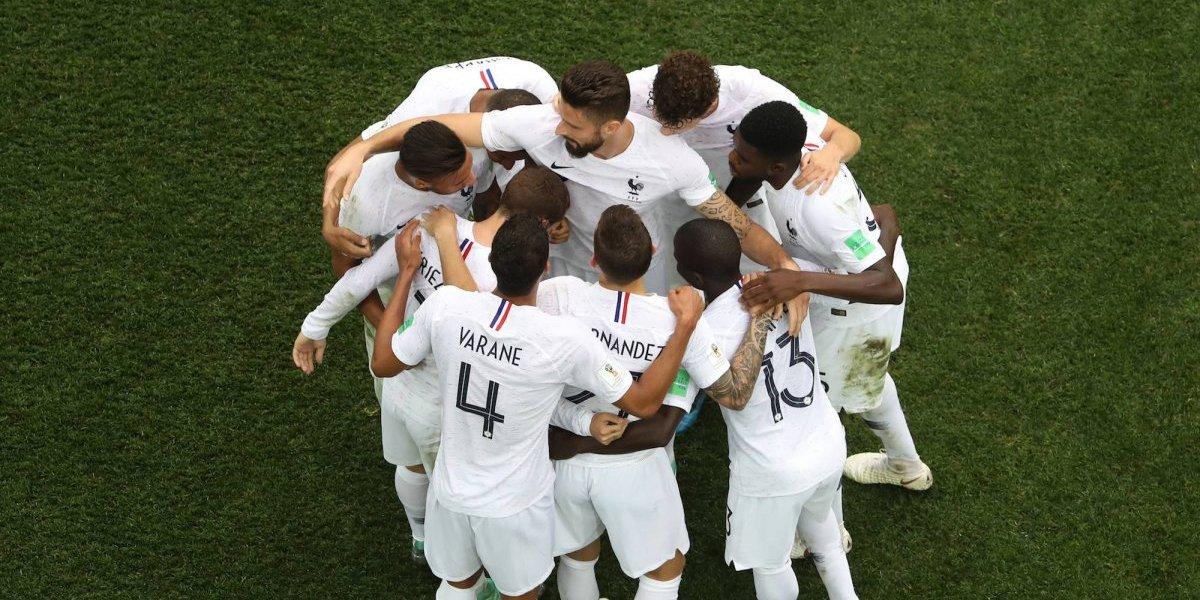 Francia vs. Bélgica - Reporte del Partido - 10 julio, 2018