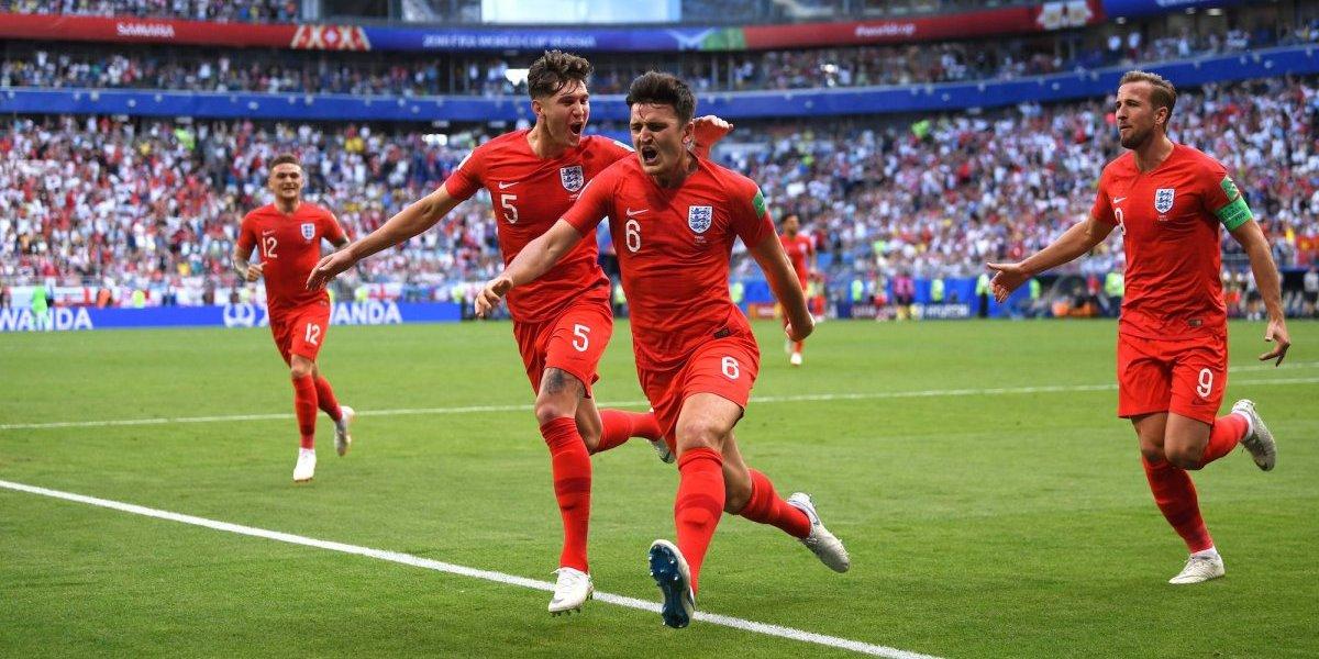 Coincidencias que pondrían a Inglaterra como campeón del mundo