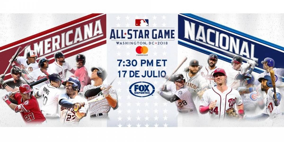 MLB anuncia el rosters de los participantes del 89 Juego de Estrellas