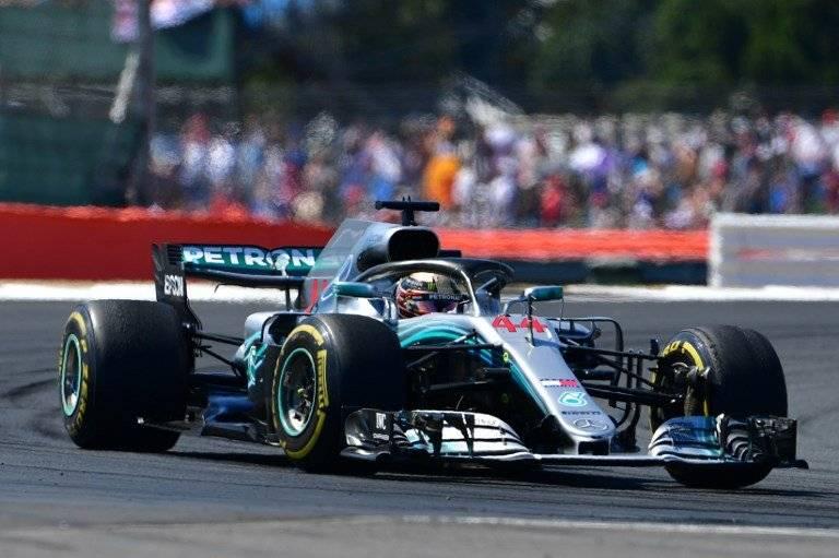 Hamilton no tuvo un buen GP británico