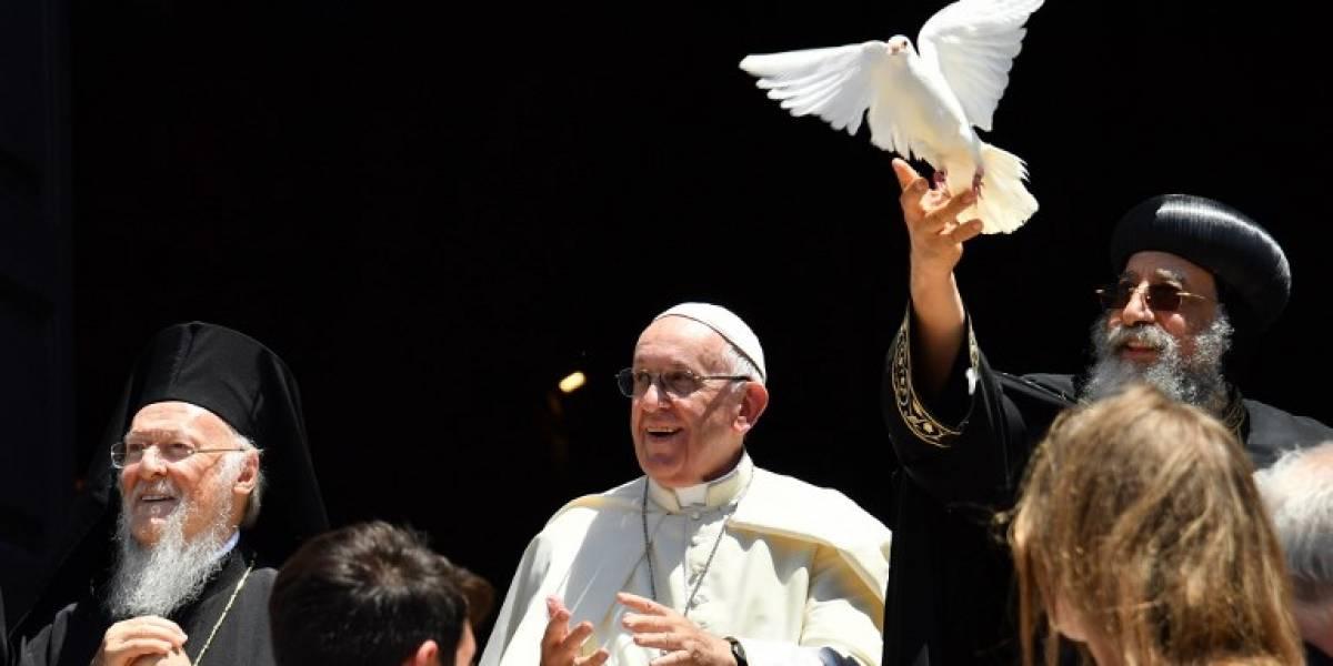 El papa Francisco envía un mensaje a Brasil tras eliminación del Mundial