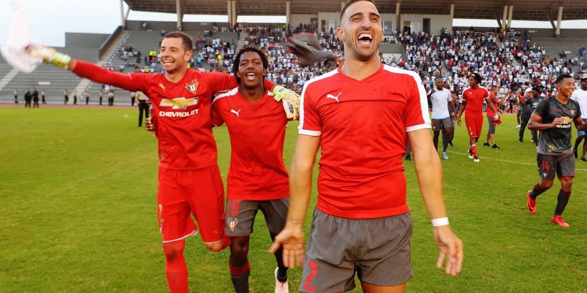 Confirmado: Julio Angulo es el nuevo refuerzo de Liga de Quito