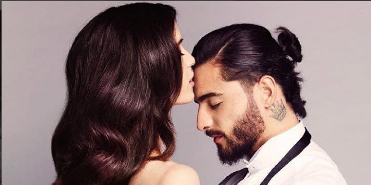 VIDEO. El íntimo momento de Maluma en la cama con su novia hace estallar las redes