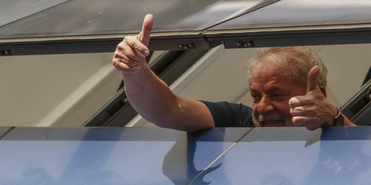Corte de apelaciones ordena la liberación del expresidente Lula da Silva