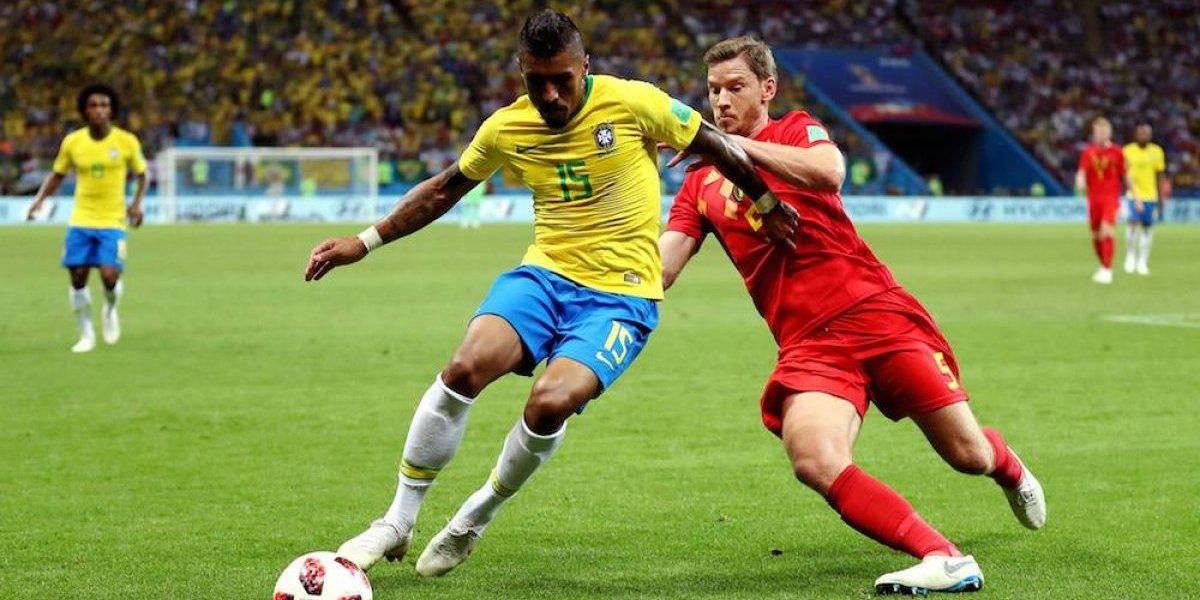 Brasileño Paulinho regresará a jugar a China tras breve paso por el Barcelona