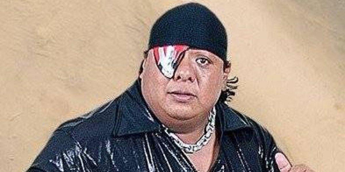 Fallece luchador Piratita Morgan