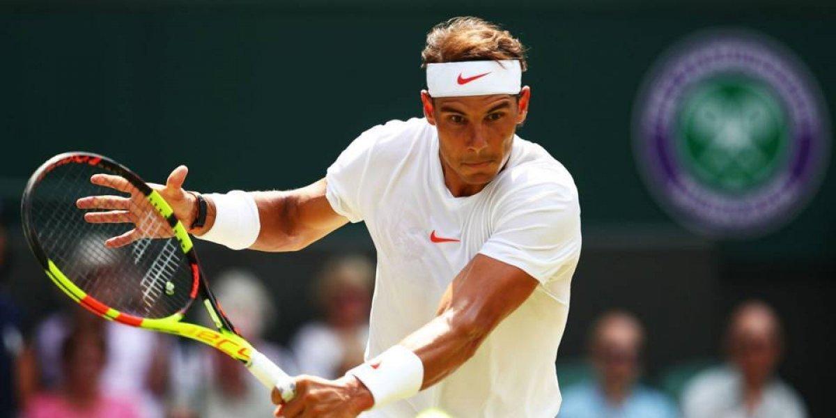 Nadal aseguró el Nº1 al avanzar en Wimbledon