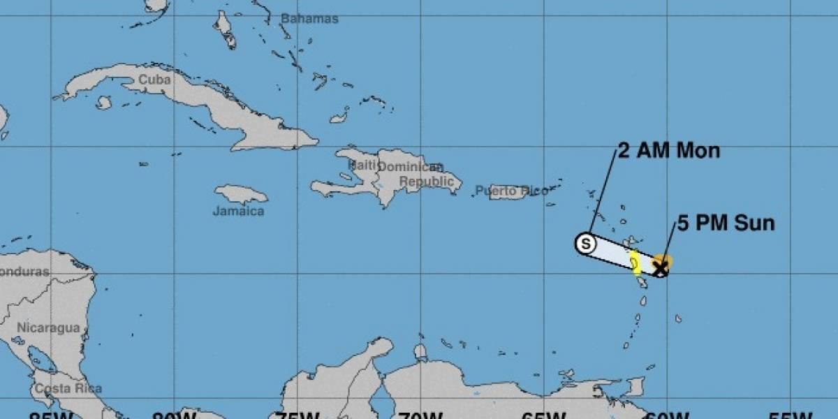 Beryl llegará a Puerto Rico como remanentes de tormenta tropical