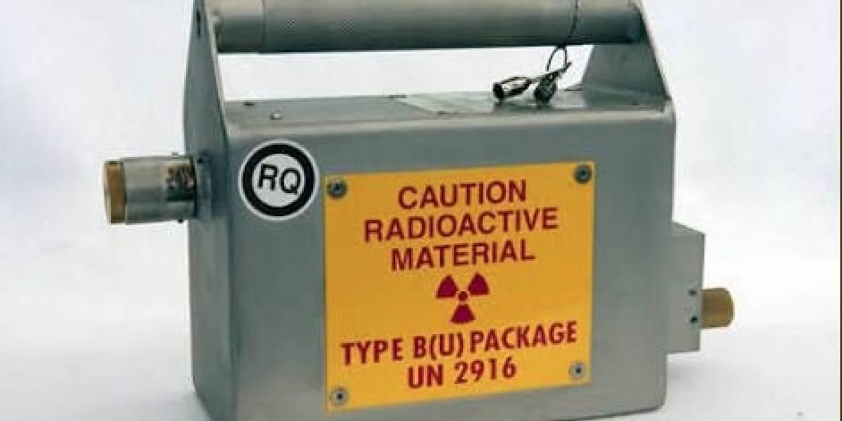 Se activa alerta en CDMX y 9 estados por robo de fuente radiactiva