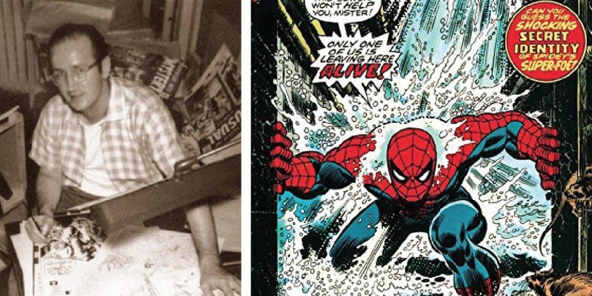 """El mundo de los cómics se despide de Steve Ditko, cocreador de """"Spiderman"""""""