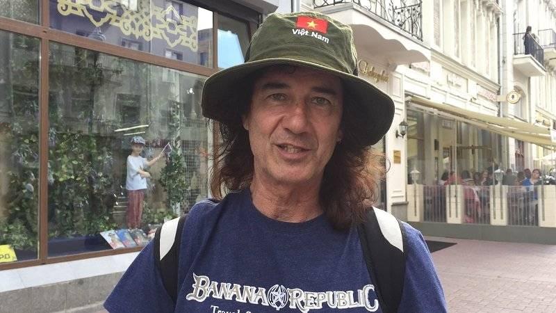 lejandro Colserniani, fotógrafo de 56 años de Argentina