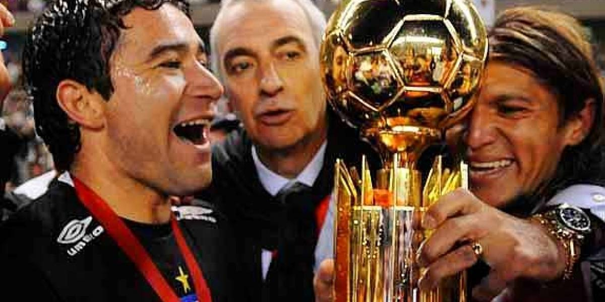 LDU celebra 9 años de la RECOPA Sudamericana