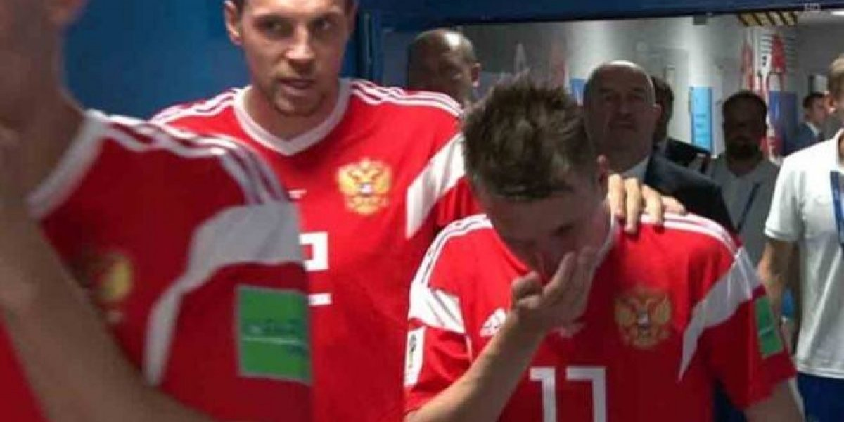 Rusia recurrió al amoníaco para estimular a sus jugadores en el Mundial