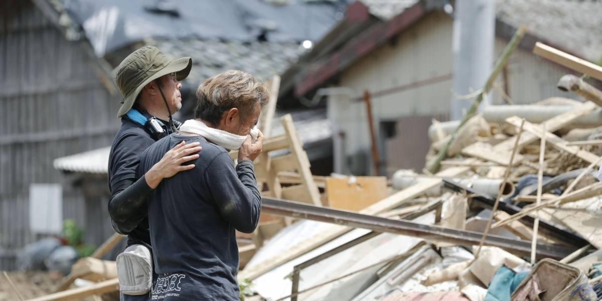 Tragédia: Chuvas e deslizamentos deixam mais de 100 mortos no Japão; veja fotos