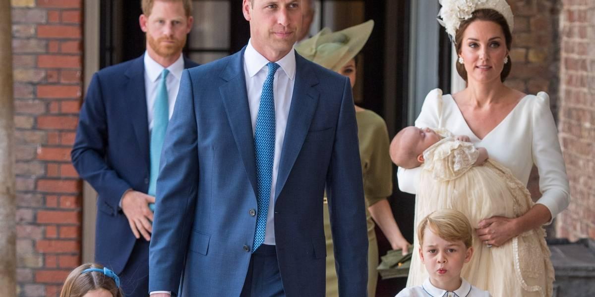 Mãe amorosa! Está é a brincadeira favorita de Kate Middleton e seus filhos