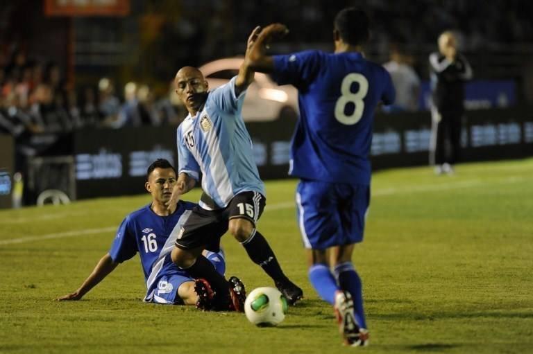 Argentina viene de quedar eliminada del Mundial de Rusia