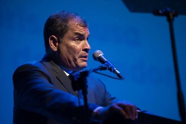 Rafael Correa no ampliará su versión sobre el caso Valda