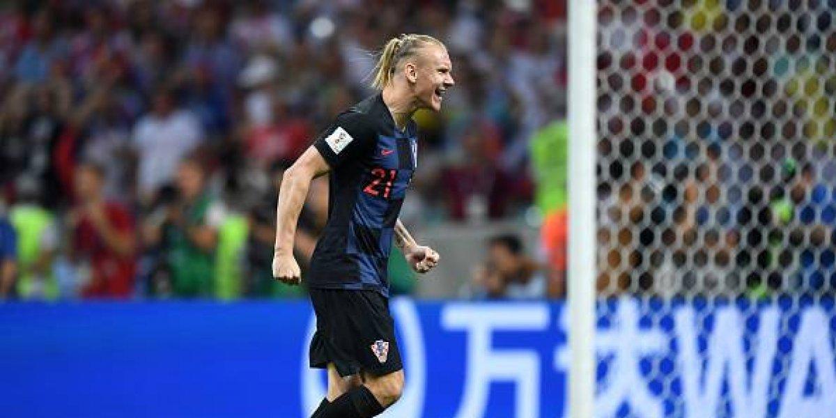 Polémico mensaje de jugador croata tras victoria ante Rusia