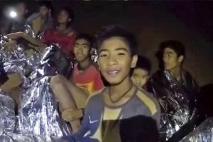 Nunca salieron buceando y engañaron en todo el planeta: revelan gigantesco vuelco en rescate de niños atrapados en caverna en Tailandia