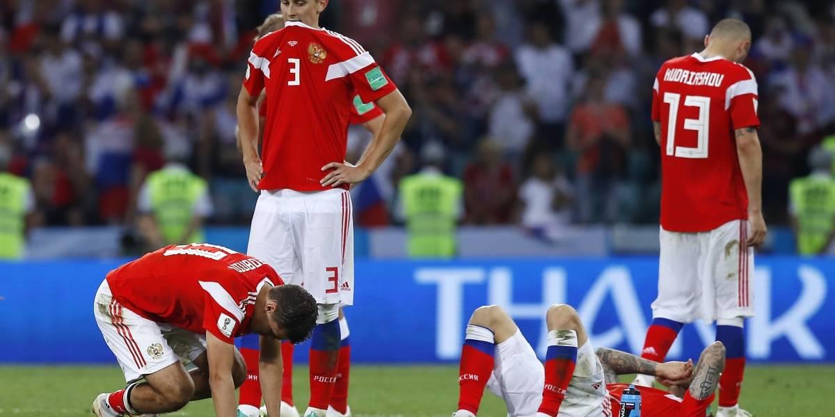 Polémica en Mundial Rusia 2018: Médico de la selección rusa admite uso de amoníaco pero niega dopaje