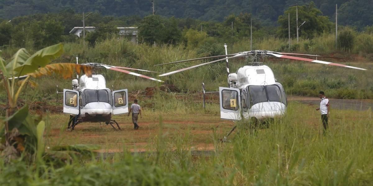 Otros cuatro niños fueron rescatados de cueva en Tailandia