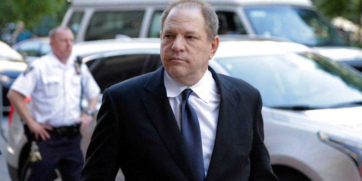Harvey Weinstein enfrenta demanda de abuso sexual contra modelo de 16 años