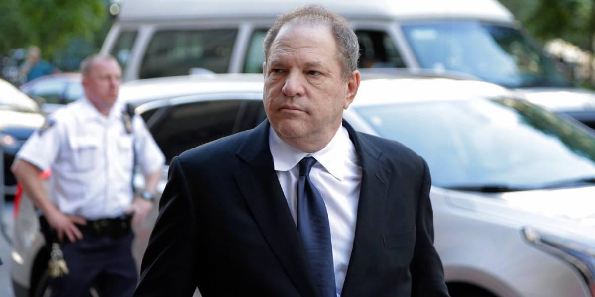 Harvey Weinstein en libertad bajo fianza tras declararse inocente de tres nuevos cargos