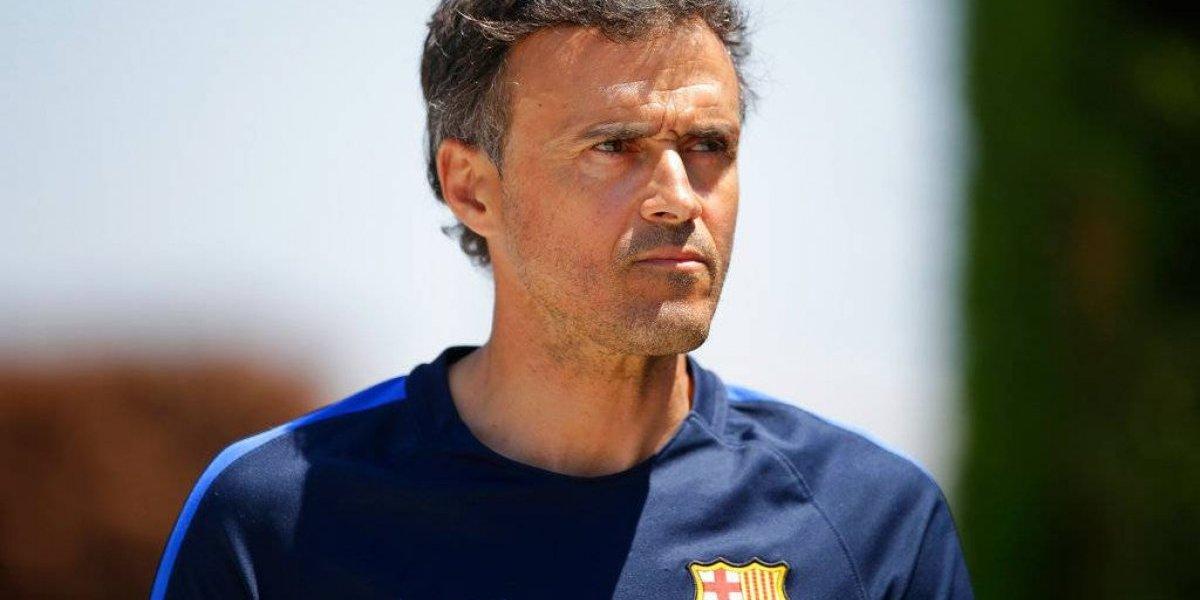 Entrenador del Barcelona será el nuevo técnico de España