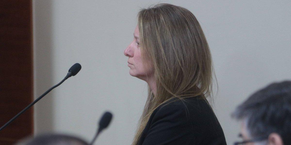 """Natalia Compagnon en juicio del caso Caval: """"Se ha abusado de mis relaciones familiares"""""""