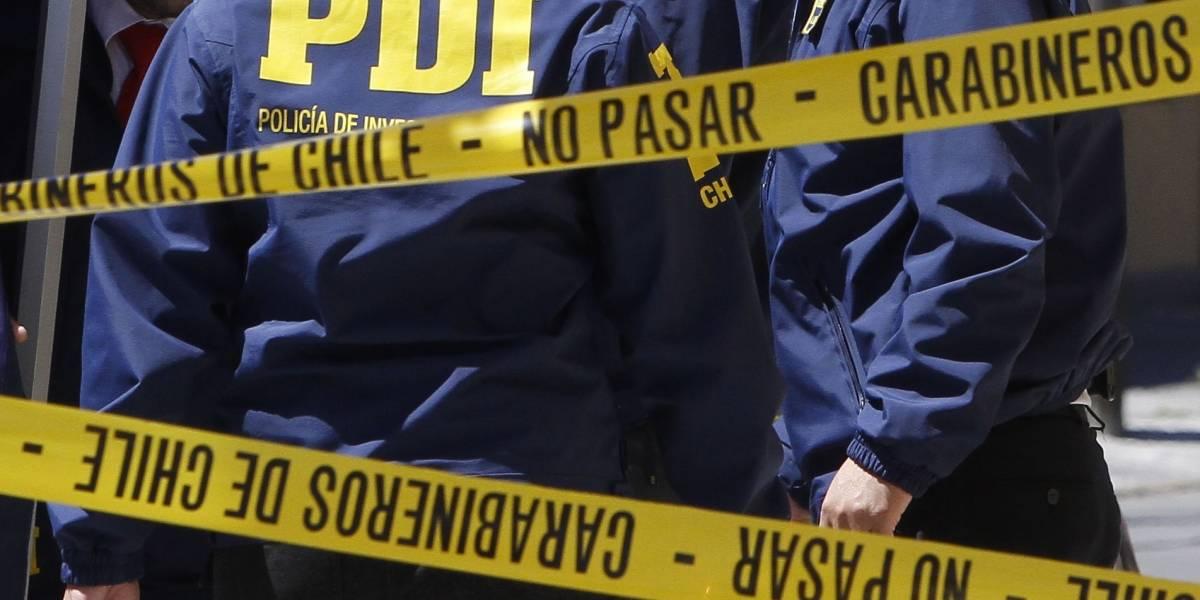 Ajuste de cuentas: Desconocidos lo acribillaron y se dieron a la fuga en Conchalí