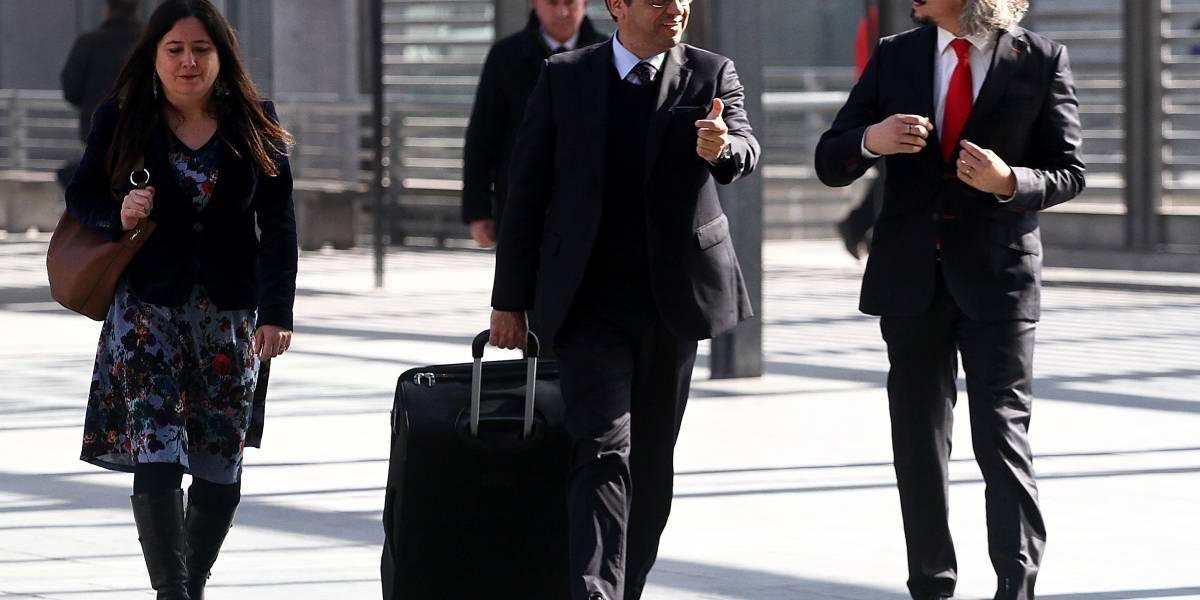 Fiscal Pablo Gómez arremete por SQM