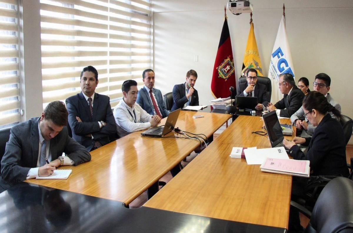 Fiscalía cita a Rafael Correa el jueves 12 de julio por el caso Balda ANDES