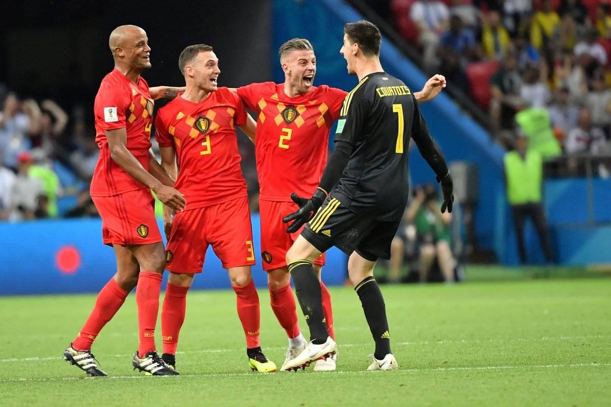 Bélgica se juega el pase a la final contra Francia