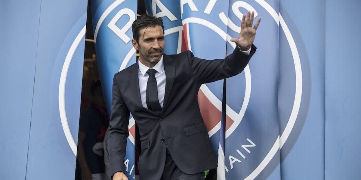 Gianluigi Buffon asegura que llega al PSG con el 'entusiasmo de un chaval'