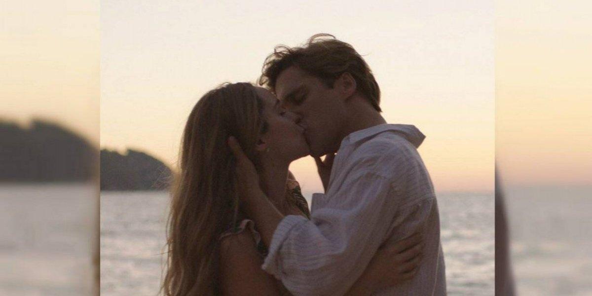 VIDEO. Camila Sodi enseña todo sin censura en escena erótica serie de Luis Miguel