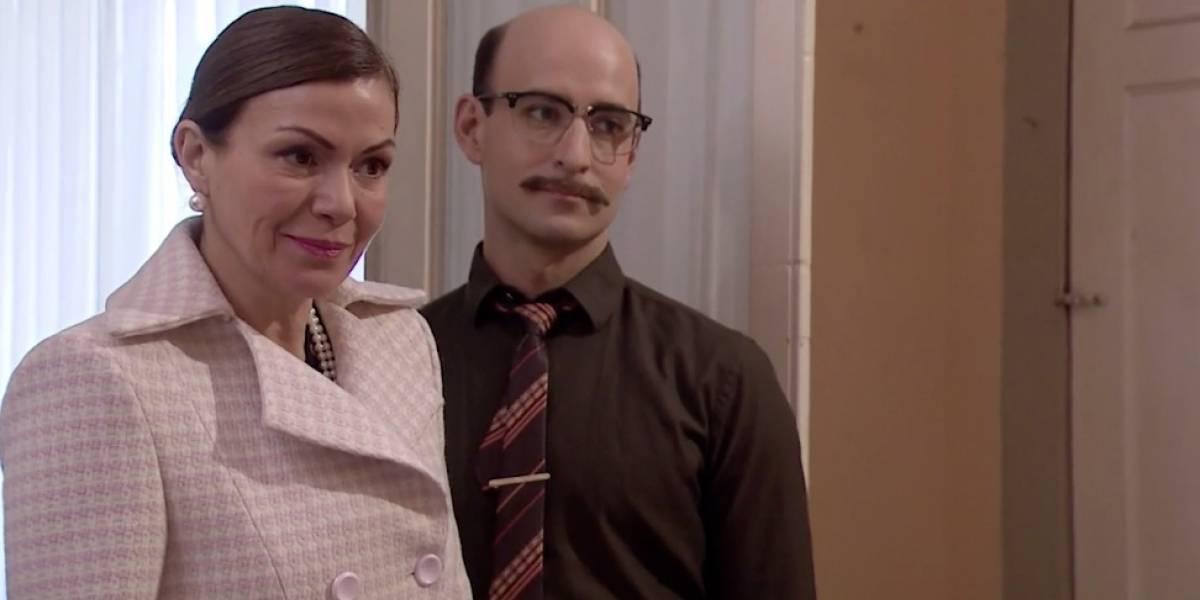 """""""Te vi ayer con Bárbara en tu oficina"""": se viene una intensa semana en """"Perdona Nuestros Pecados"""""""