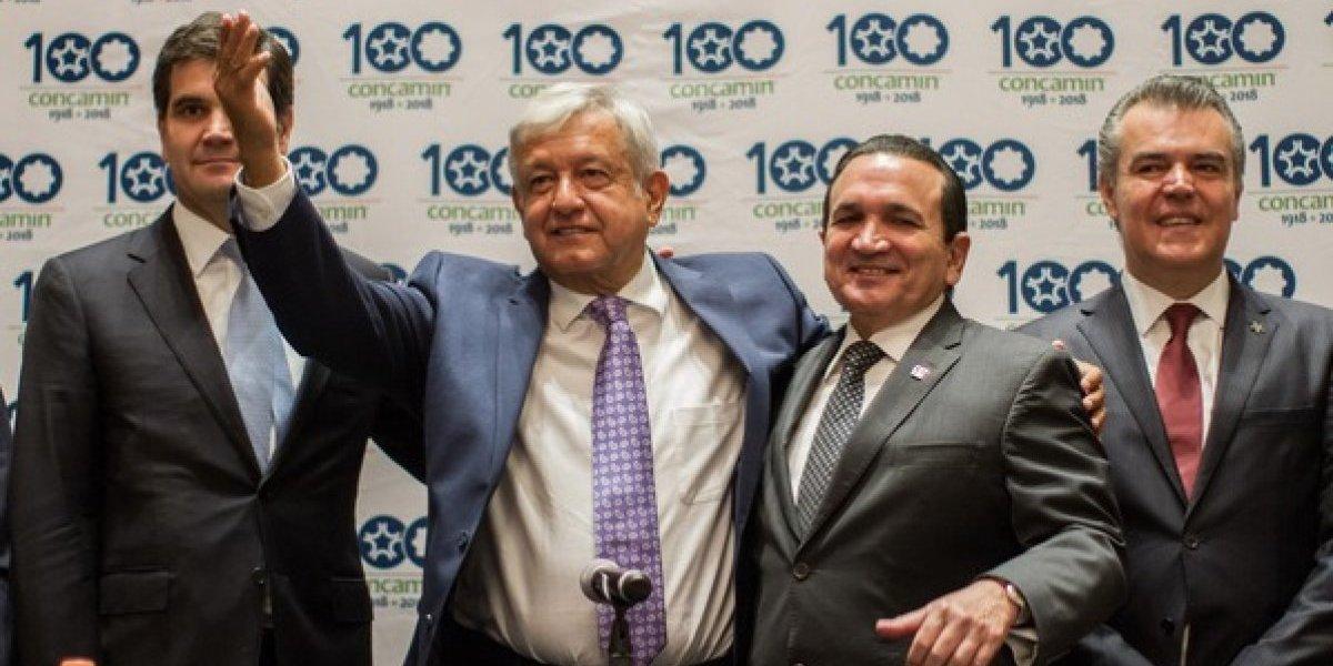 #Política Confidencial: IP y AMLO se dan la mano
