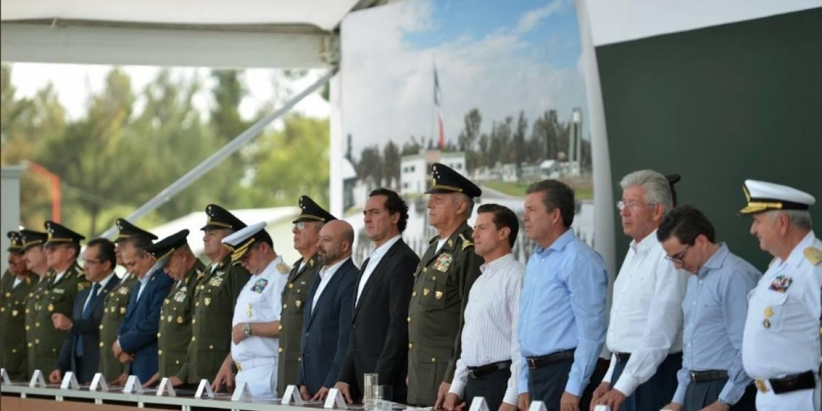 Misión de esta administración aún no ha concluido: Peña Nieto