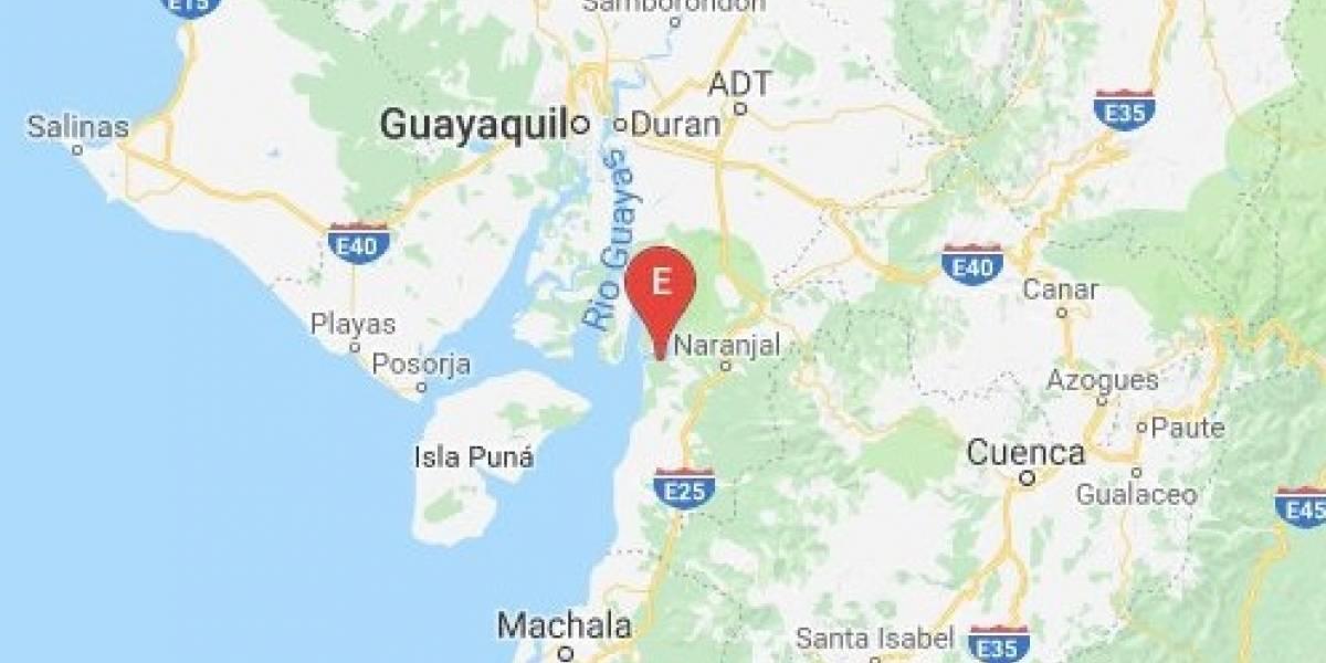 Sismo de 5.2 en Guayas: Video muestra evacuación de estudiantes en unidades educativas
