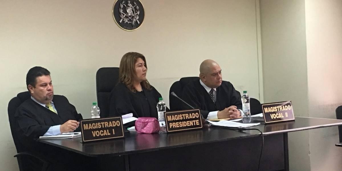 Confirman a jueza Silvia de León en un caso contra el exalcalde Arnoldo Medrano