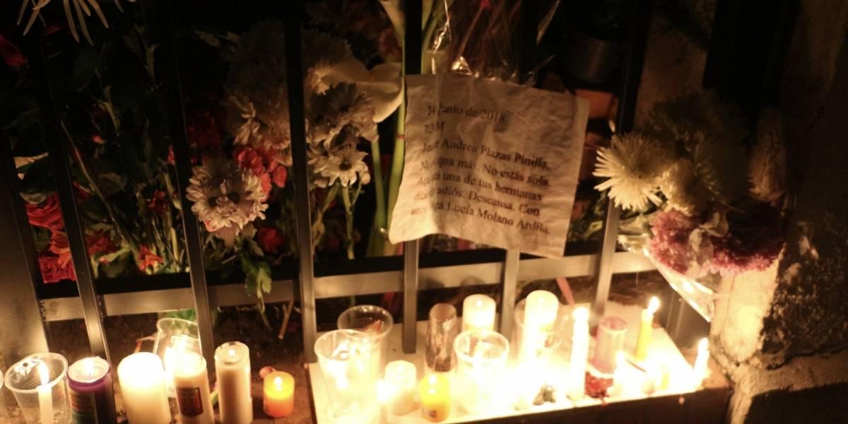 """""""Queremos justicia para mi hermana"""": Ana María Plazas"""